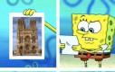 Spongebob, ty potworze!
