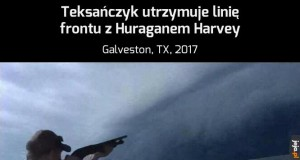 Teksańczyk vs Huragan