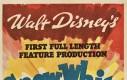 Wszystkie plakaty z animowanych filmów Disneya od 1937 roku