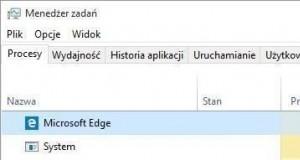 Edge, przestań!