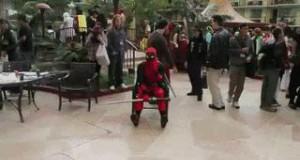 Spadaj pajączku