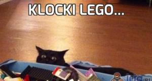 Klocki Lego...