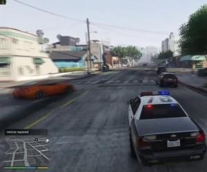 Ścigany pojazd skutecznie zatrzymany