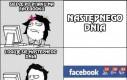 Skutki wchodzenia na Facebooka po pijaku
