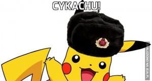 Cykachu!