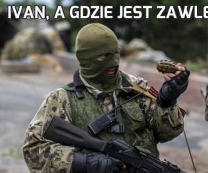 Ivan, a gdzie jest zawleczka?