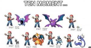 Ten moment...