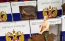 Komu figurkę Putina?