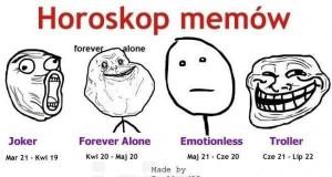 Horoskop memów