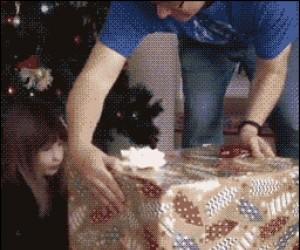 Uciekający prezent