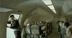 Coś mi mówi, że nasz samolot się popsuł