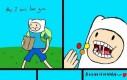 Finn i guma do żucia