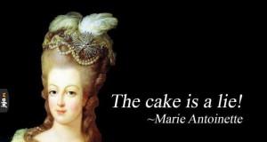 Ciastko jest kłamstwem