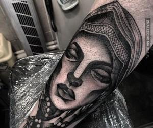 Tatuaże prawdziwych mistrzów