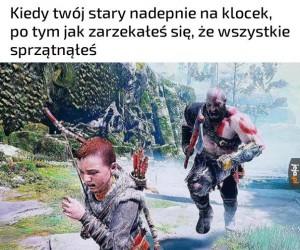 Wracaj tu, chłopcze!