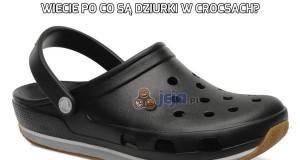 Takich butów nie nosimy