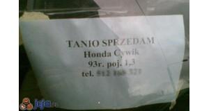 Honda Cywik