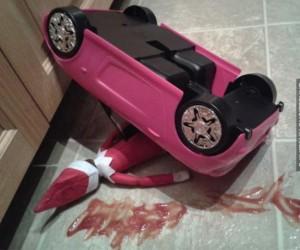 Cóż za niefortunny wypadek