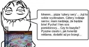 Pizza ze sklepu
