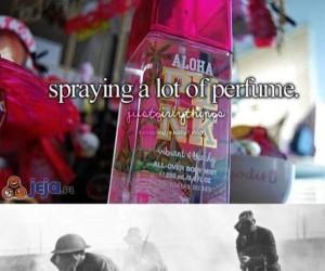 Mocne perfumy