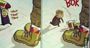Litwa ma zamiar podjąć stanowcze kroki dot. agresji Rosji na Ukrainie