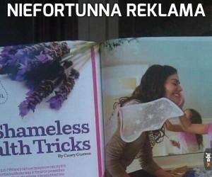 Niefortunna reklama