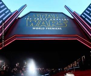 Zdjęcia ze światowej premiery Star Wars