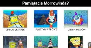 Spongebob pamięta