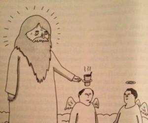 Po co Bóg dał aniołom aureole?