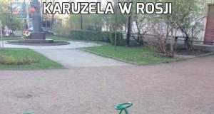 Karuzela w Rosji
