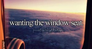 Miejsce przy oknie