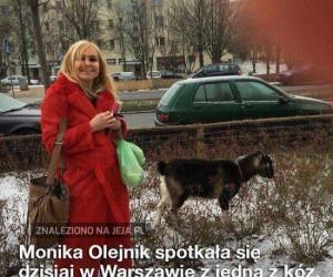 Monika i koza