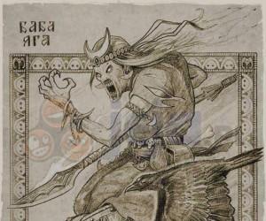 Rosyjski folklor - bohaterowie i złoczyńcy