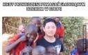 Kiedy przyjedziesz pomagać głodującym dzieciom w Etiopii