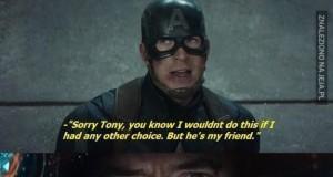 Nawet wśród Avengers...