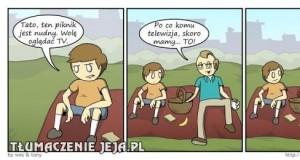 Nudny piknik
