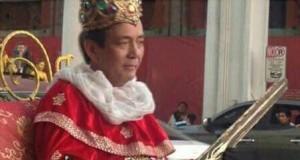 Ten koleś próbuje zostać burmistrzem na Filipinach