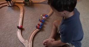 Dwulatek rozwiązuje dylemat zwrotnicy