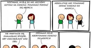 Aborcja czy adopcja?