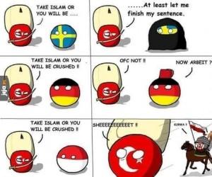 Przyjmij islam!