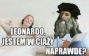 Leonardo ma sposób