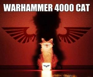 Koteł w pełnej zbroi
