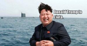 Kim vs Donald