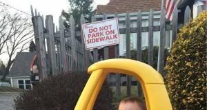 Będę parkował, gdzie mi się podoba