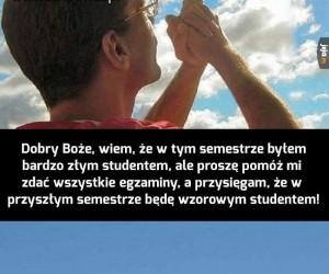 Studencka modlitwa