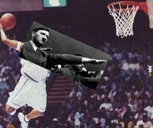 Najlepszy koszykarz