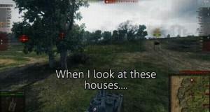 Gdy przypadkiem zajrzę ludziom w okna