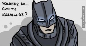 A może tak Batman v Iron Man?
