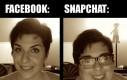 Facebook vs Snapchat