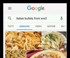 Włoskie pociski z II Wojny Światowej
